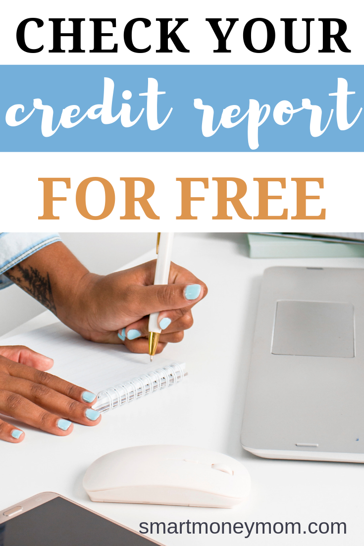 Check your credit report for free. Checking your #creditreport quarterly will help keep you on top of things that might pop up like this. The earlier you catch it--the easier to depute it. #creditcreporthacks #creditscore #creditscoretips