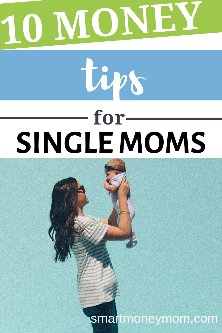 Knowing how to handle finances is an important part of running a successful household. If you feel as though you're over your head with finances, check out these 10 financial tips for single moms! #FinancialLiteracy #financialfreedom #personalfinance #finance #financeplanning