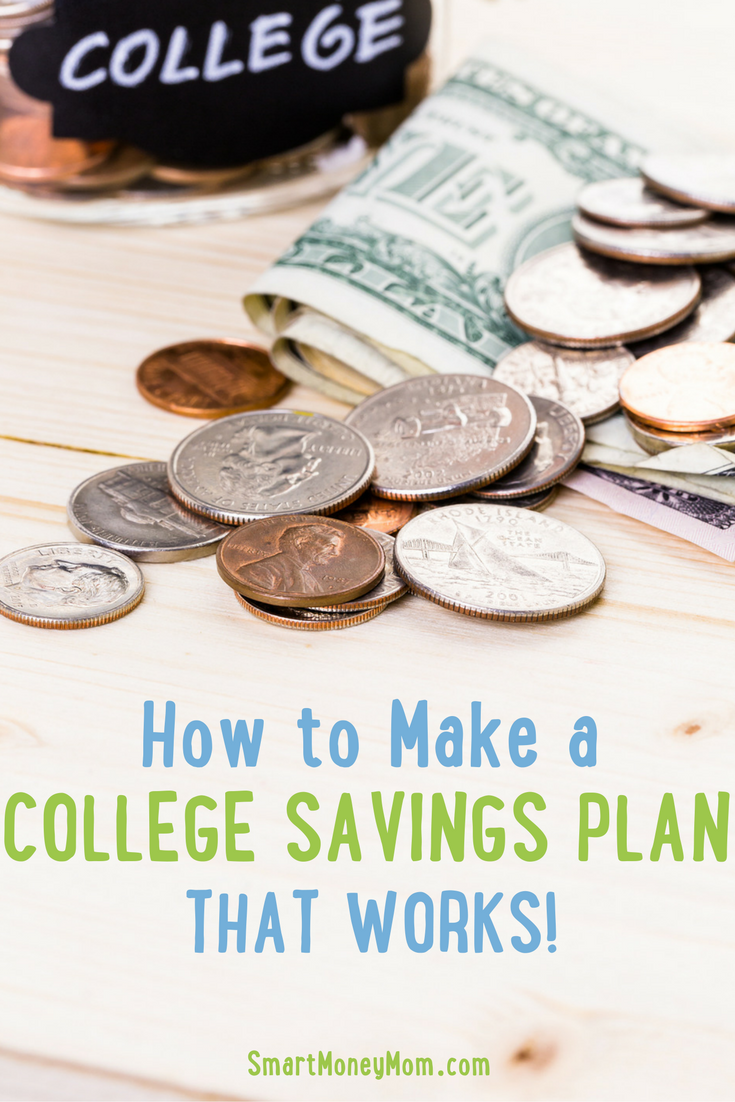 How to Make a College Savings Plan That Works