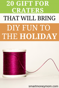 These 20 gifts for crafters will bring so much fun to the holidays you need to check these out!