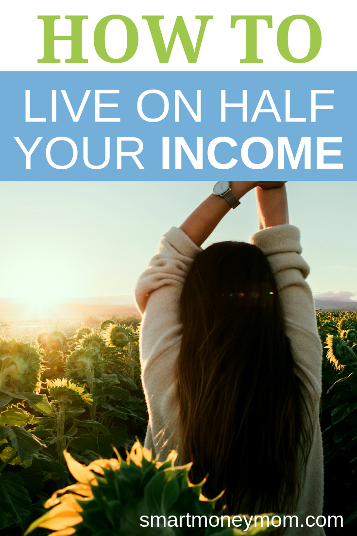 Here are two ways to do this. Keep your expenses the same and double your income. This option for many isn't realistic. The second option is to keep your income. Check out how! #FinancialLiteracy #financialfreedom #personalfinance