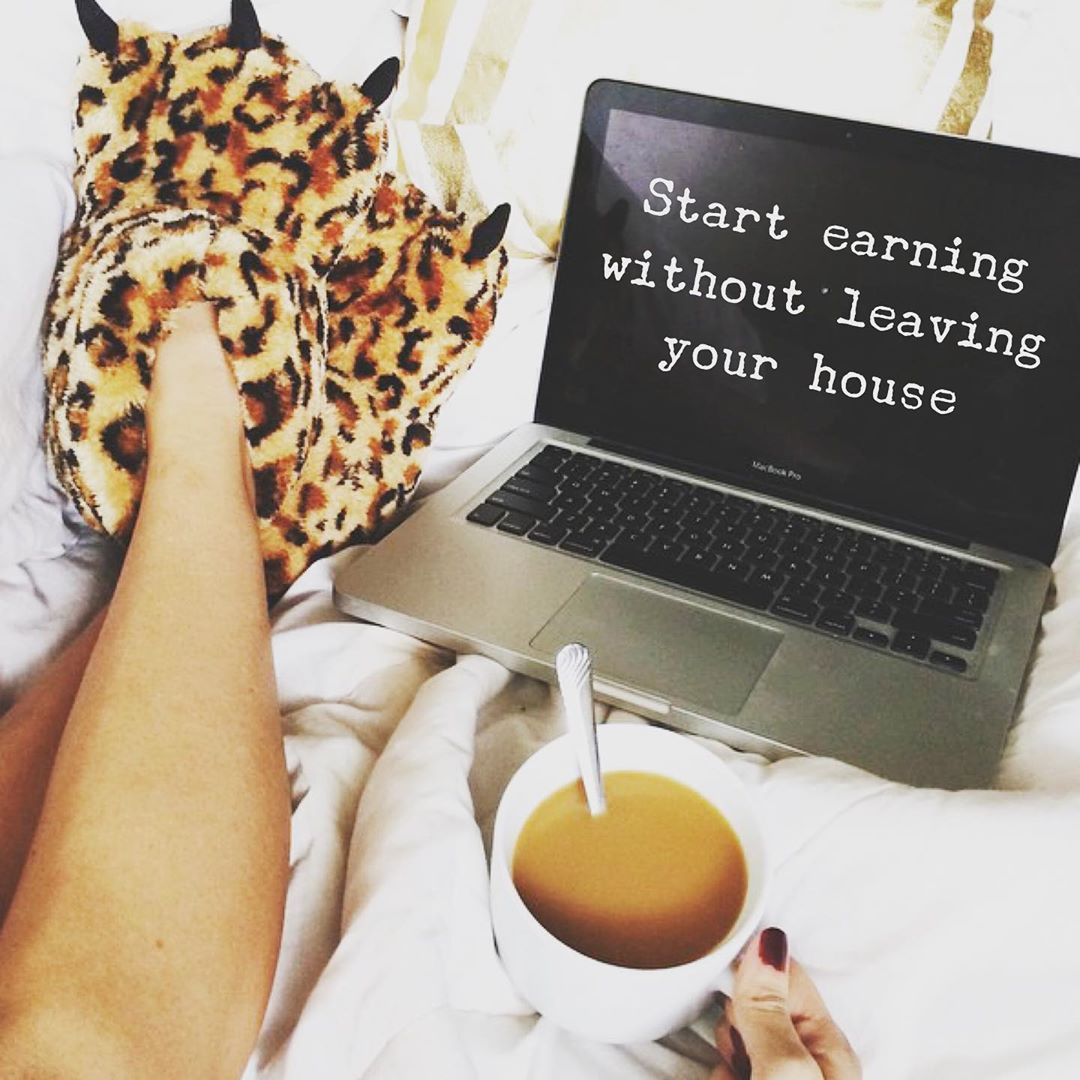 25 Legitimate Ways to Make Side Income as Stay at Home Mom