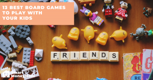 13 Best Board Games to Play With Your Kids