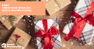 Baby Christmas Wish List (Gifts Buying Guide)