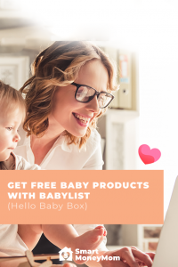 Get Free Baby Products With Babylist (Hello Baby Box)