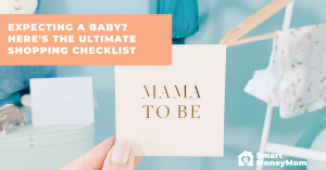 Expecting a Baby? Here's The Ultimate Shopping Checklist