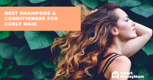 Best Shampoos & Conditioners For Curly Hair
