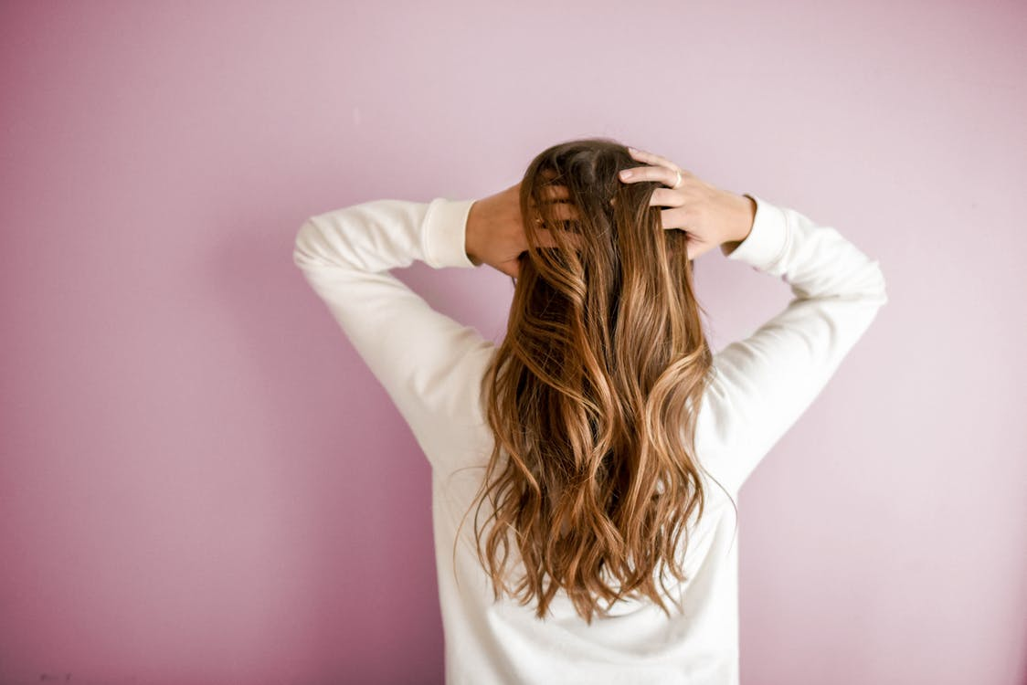 Tricks to wash your hair without shampoo