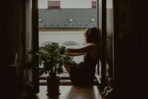 women overcoming hard times