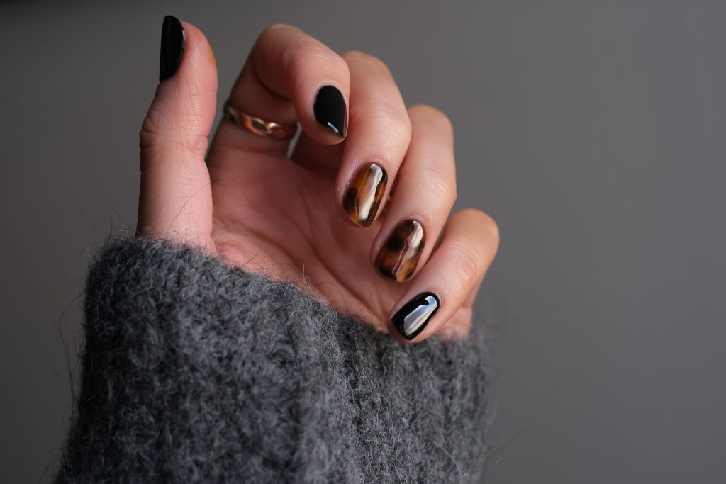Poly Gel Nail Extensions
