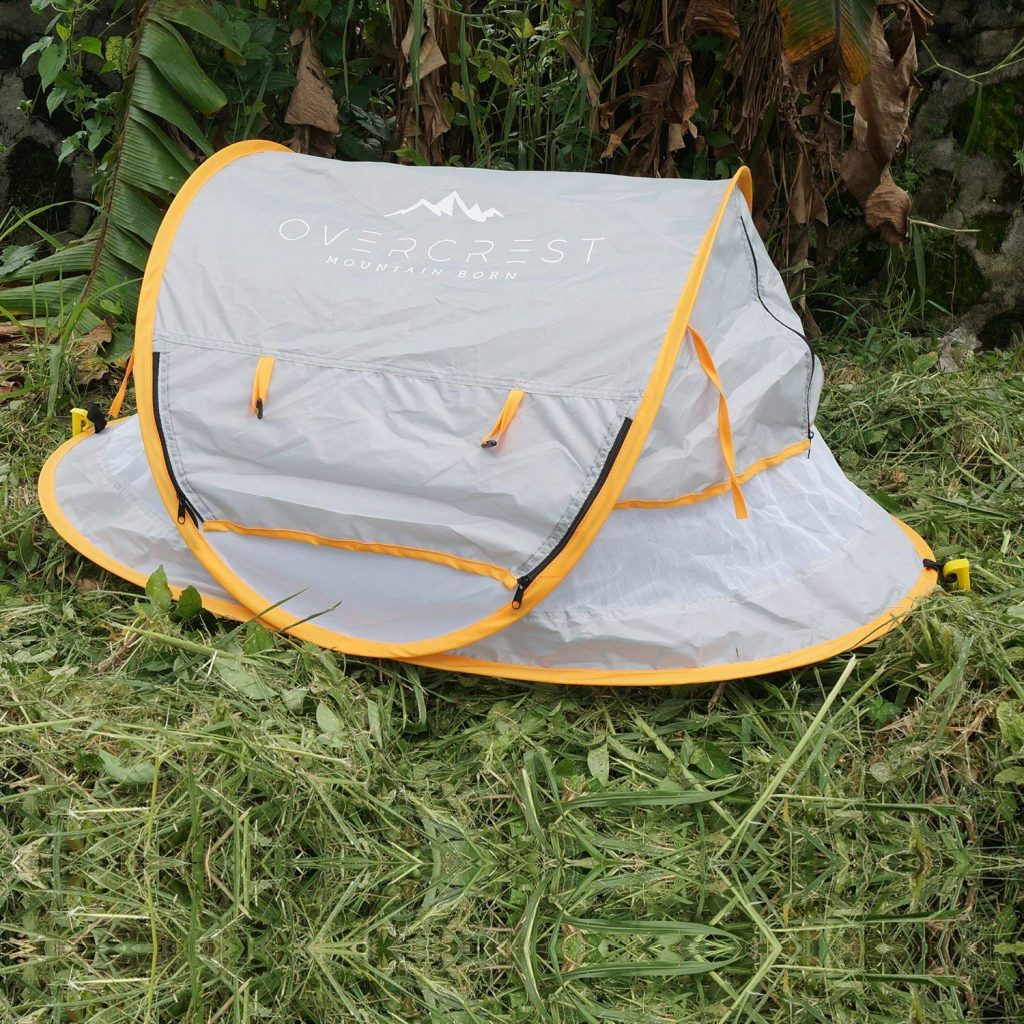 Overcrest Portable Pop-Up Baby Beach Tent