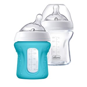 natural fit glass baby bottle