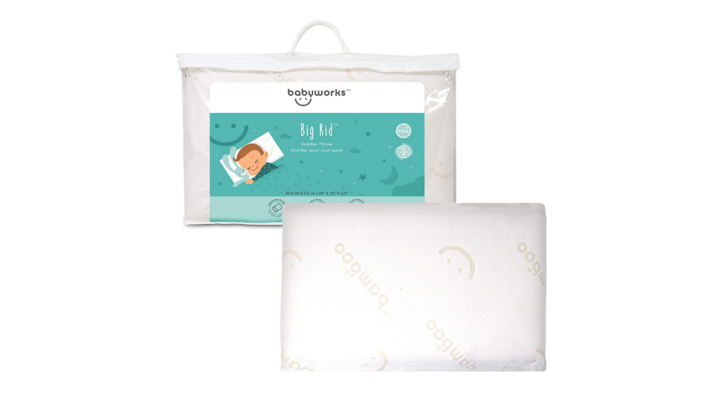 Baby Works - Infant Pillow With Cover