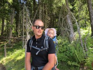 baby carrier will be helpful in most cases